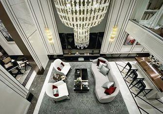140平米四室四厅混搭风格客厅欣赏图