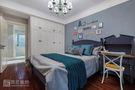 140平米三室两厅田园风格儿童房装修案例