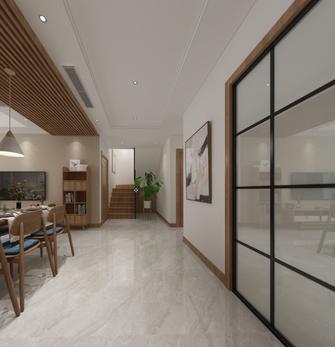130平米复式日式风格走廊图片大全
