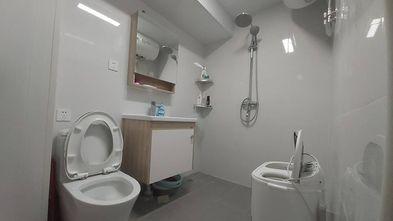 30平米以下超小户型宜家风格卫生间设计图
