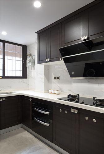 120平米四室一厅中式风格厨房装修案例