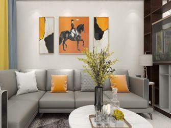 10-15万80平米四室一厅宜家风格客厅效果图
