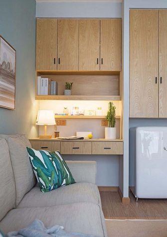 80平米一居室欧式风格其他区域欣赏图