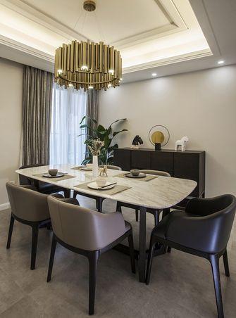 110平米三室一厅宜家风格餐厅效果图
