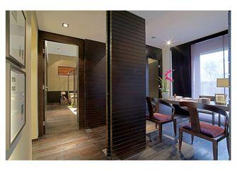 15-20万140平米别墅中式风格餐厅装修效果图