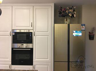 140平米四田园风格厨房效果图
