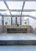 富裕型120平米三室两厅北欧风格阁楼装修案例