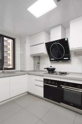 130平米四室一厅日式风格厨房图