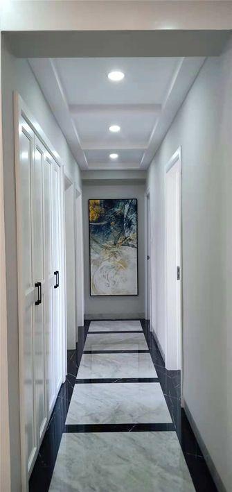 120平米三室两厅混搭风格走廊设计图