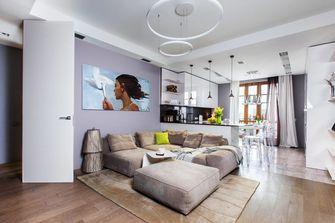 70平米一室一厅欧式风格客厅装修效果图