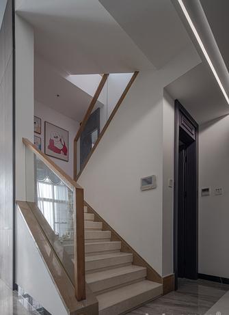140平米别墅新古典风格楼梯间图片大全
