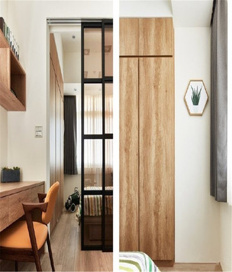 30平米超小户型现代简约风格客厅装修图片大全