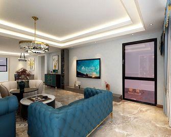 140平米三室一厅其他风格阳光房图片
