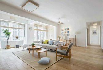 140平米四室四厅日式风格客厅装修案例