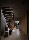140平米四其他风格楼梯间效果图