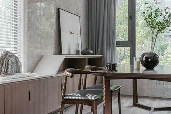 140平米别墅现代简约风格书房装修效果图