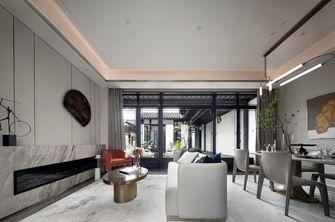 80平米中式风格走廊装修图片大全