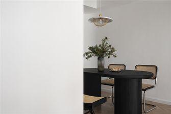 100平米三室两厅法式风格餐厅装修效果图