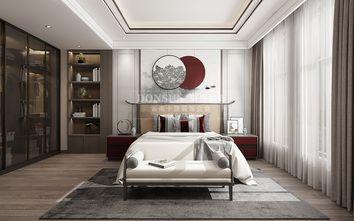 140平米四室三厅中式风格卧室图