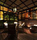 140平米别墅中式风格阳光房装修图片大全