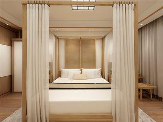 5-10万110平米三室两厅日式风格卧室效果图