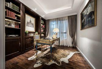 140平米四室四厅欧式风格书房装修效果图