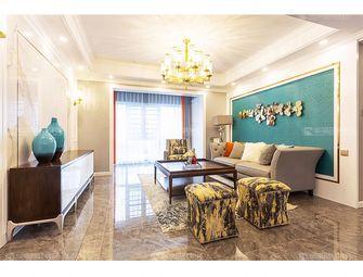 15-20万140平米四室三厅美式风格客厅图片