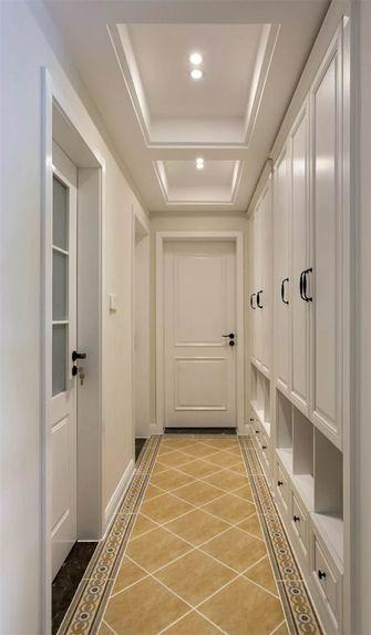 110平米三室一厅美式风格走廊装修案例