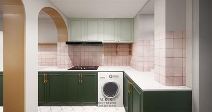 50平米一室一厅混搭风格厨房装修案例