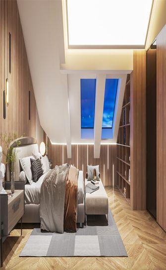 140平米四室两厅中式风格衣帽间欣赏图