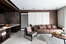 140平米四現代簡約風格客廳欣賞圖