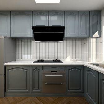 70平米一室一厅北欧风格厨房设计图