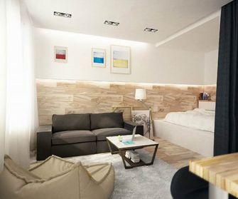 80平米一室两厅宜家风格卧室效果图