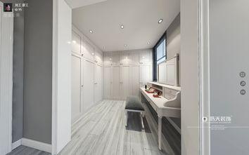 90平米三室两厅混搭风格衣帽间装修案例