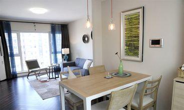 3-5万100平米三室一厅北欧风格餐厅图片