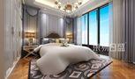 140平米复式其他风格卧室装修图片大全