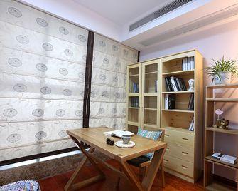 90平米三室两厅东南亚风格书房装修效果图