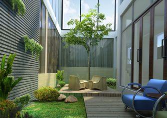 15-20万140平米四室两厅英伦风格阳光房装修效果图