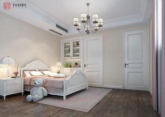 140平米复式美式风格儿童房装修效果图