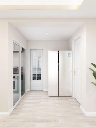 50平米一室一厅北欧风格玄关装修效果图