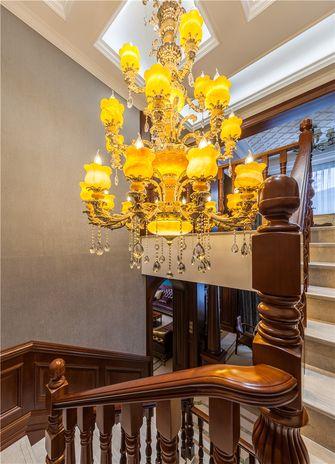 豪华型140平米别墅其他风格楼梯图