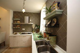 80平米地中海风格厨房装修案例
