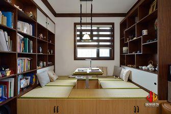 140平米四室三厅新古典风格书房图片