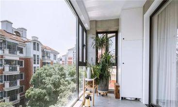 80平米宜家风格阳台设计图