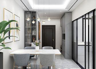 100平米三欧式风格餐厅欣赏图