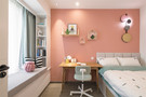 70平米现代简约风格儿童房装修图片大全
