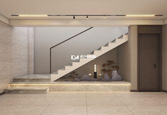 140平米别墅其他风格楼梯间欣赏图