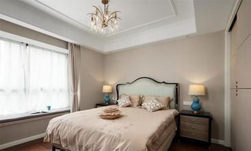 110平米三美式风格卧室装修案例