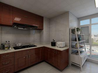140平米四室一厅中式风格厨房效果图