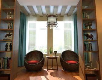 经济型140平米三室两厅东南亚风格阳光房设计图